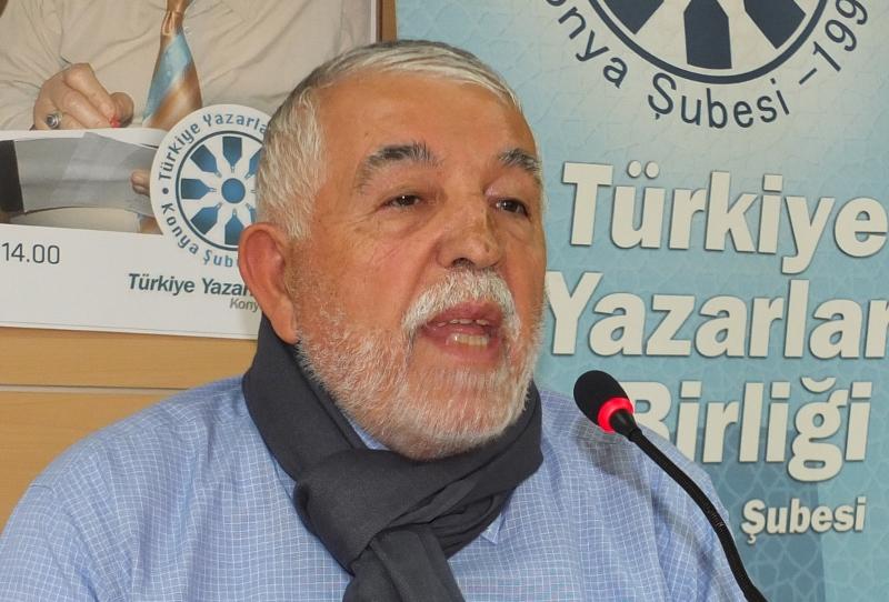 Halit Özdüzen Ankara Şubesinde Anılacak