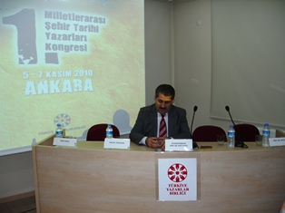I.Milletlerarası Şehir Tarihi Yazarları Kongresi Tamamlandı