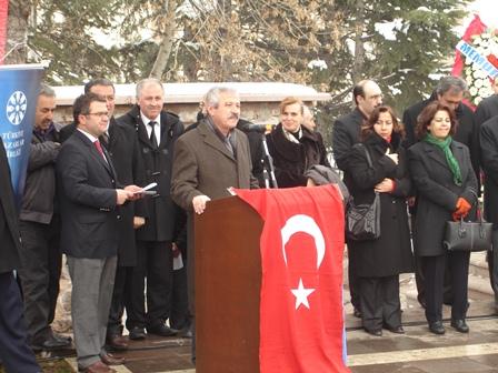 İstiklâl Marşı'nın 90.Yılı Taceddin Dergâhı'nda Kutlandı. D.Mehmet Doğan: İstiklâl Marşı, Metni Kadar Şairinin Karakteri de Önemlidir