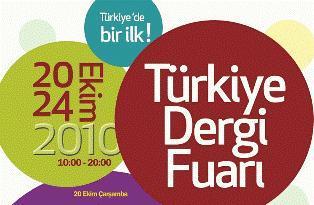Türkiye Dergi Fuarı Açılıyor!