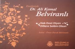 Ali Kemal Belviranlı'nın Besteleri Seslendirilecek