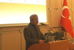 TYB Şeref Başkanı D.Mehmet Doğan´ın Açılış Konuşması