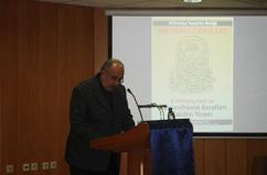 TYB Genel Başkanı İbrahim Ulvi Yavuz´un açılış konuşması