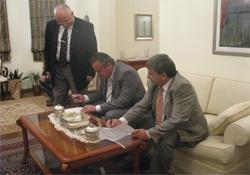 Türkiye ve Bulgaristan Yazarlar Birliği İşbirliği Protokolü İmzalandı.