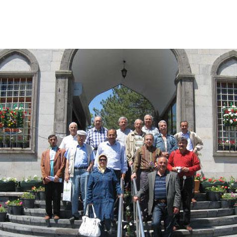 TYB Şube Yöneticileri Kayseri'de bir araya geldi
