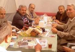 TÜRKİYE YAZARLAR BİRLİĞİ ŞUBELERİ KAYSERİ'DE BULUŞTU
