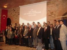 Yılın Yazarları Beratlarını Bursa'da aldı