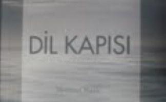 Mehmet Narlı'nın Dil Kapısı adlı şiir kitabı...