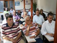 Seyit Ali Büyük TYB Konya Şubesi'nde