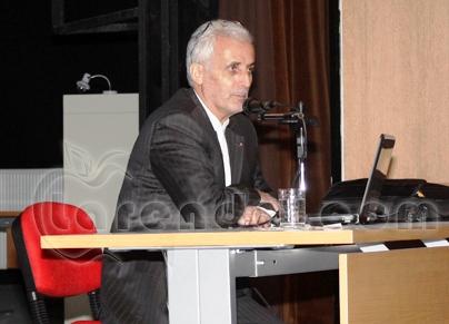 Ahmet Fidan Avrupa İslam İlişkileri ve İşçi Göçünün 50. Yılını Karaman'da Anlattı