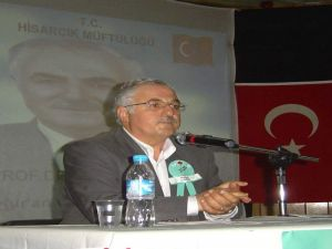 Yunus Vehbi Yavuz yazdı : İki emekli müftü Ali Şükrü Sula ve Ali Kemal Saran Hakk'a Yürüdüler-I