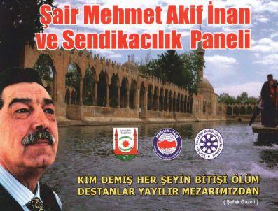Şair-yazar M.Akif İnan'a 3 Ocak'ta Anma Töreni Yapılacak