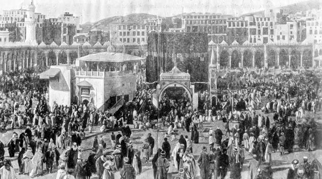 Yüz yıl önce bir Hicaz seyahati