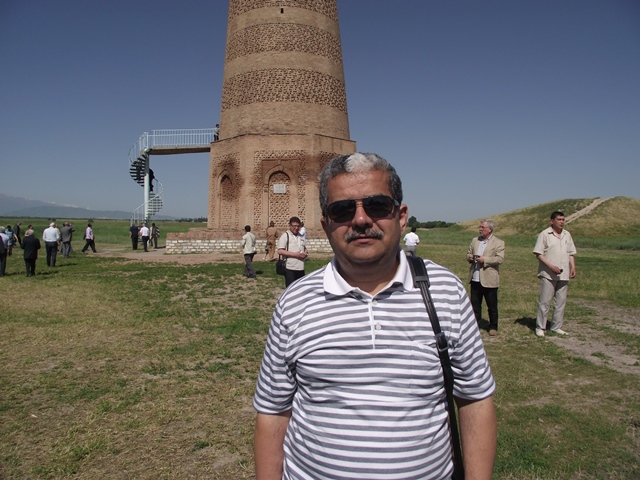 Erbay Kücet'ten: Şiirin Şöleni- Bişkek'teydi