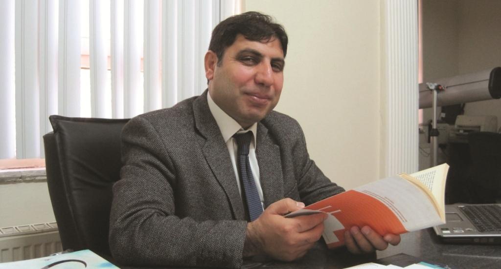 Şanlıurfa Şubesi'nde Eyyüp Azlal TYB'de yazarlık hayatını anlattı