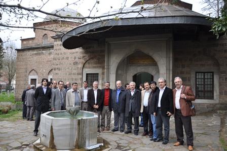 Yazarlar Bursa'da Buluştu