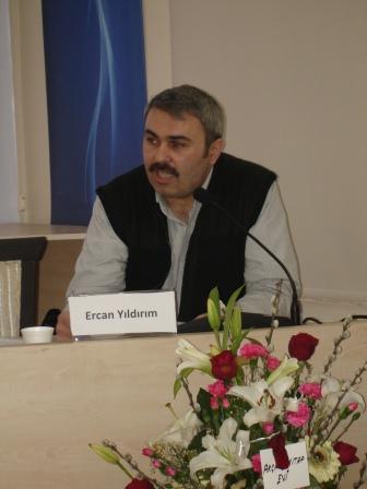 Ercan Yıldırım Mehmet Âkif Ersoy 5.Bilgi Şöleni'ni Değerlendirdi