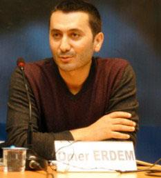 Ömer Erdem, İzmir'de şiiri konuşacak