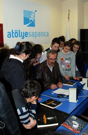Atölye - Sapanca Çizer Osman Suroğlu ile Devam Etti