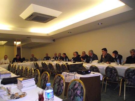 Bursa Şubesi Başkanı Mustafa Efe, 3.Şubeler Buluşması'nı Değerlendirdi