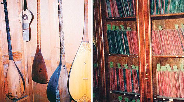 Müzik arşivlerini kim kurtaracak?