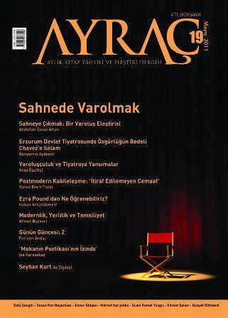 Ayraç Dergisi'nin Yeni Sayısı Çıktı!