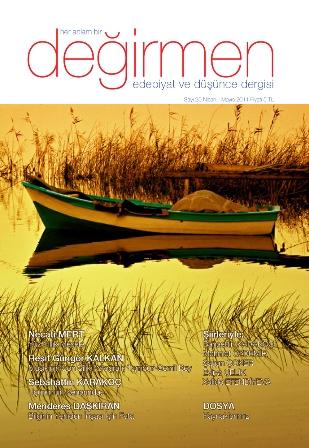 Değirmen Dergisi 25. sayısı baharın coşkusu, yenilenmişliği ve diriliğiyle beraber geldi.