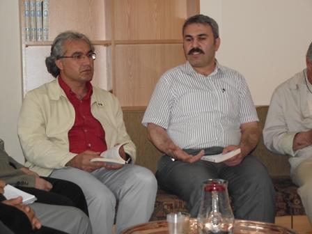 Ercan Yıldırım, Bir Kitap Bir Yazar Programı'nda Modern Türk'ün Hikayesini Anlattı