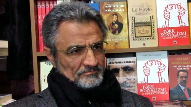 Lütfü Şahsuvaroğlu: Karantina günlerinde Mustafa Kutlu okumak