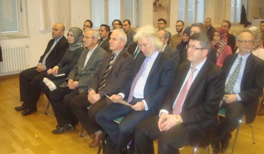 İstiklâl Marşı Şairi Mehmet Âkif  Berlin'de Anılıyor