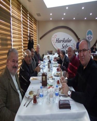Kayseri Şubesinde Tanışma ve İstişare Toplantısı Düzenlendi
