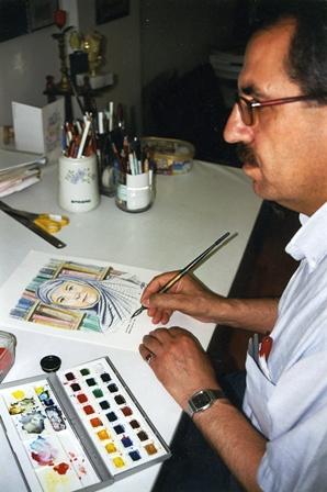 TYB Sakarya Şubesi çizer Osman Suroğlu'nu ağırladı