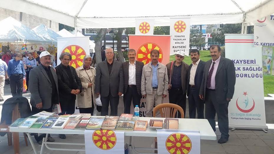 Kayseri'de Öğrenme Şenliği