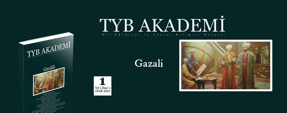 TYB Akademi 1: Gazâlî