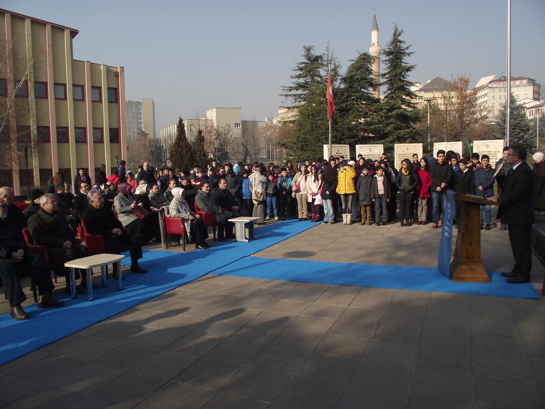 Mehmed Âkif Ersoy Taceddin Dergahı'nda anıldı