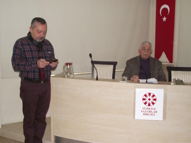 Ankara Şubesi: Şairler Meclisi TYB'de toplandı.