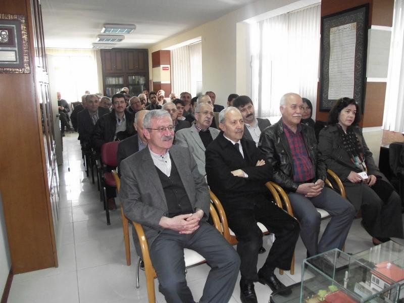 Mehmed Âkif Araştırmaları Merkezi yeni yerinde açıldı