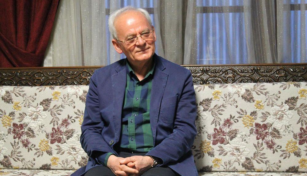 """Mustafa Özçelik """"12. İstanbul Edebiyat Festivali""""nde """"Yunus'un Şehirleri""""ni anlattı"""