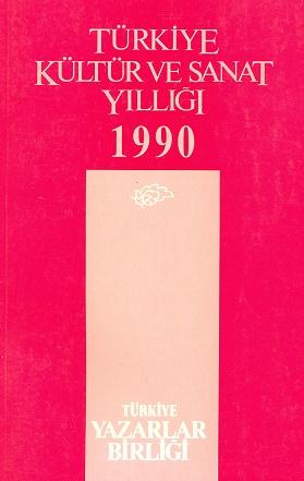 TYB Kitapları 9: 1990 yılı Kültür Sanat Yıllığı