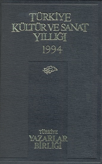 TYB Kitapları 14: 1994 yılı Kültür Sanat Yıllığı