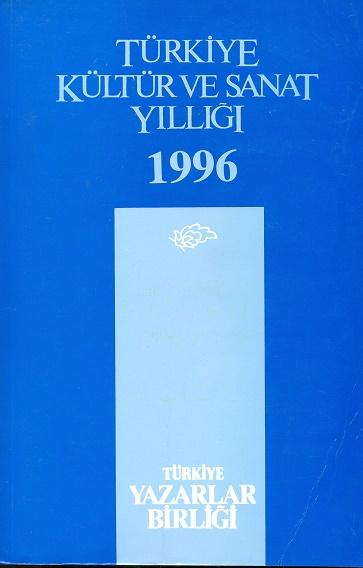 TYB Kitapları 18: 1996 yılı Kültür Sanat Yıllığı