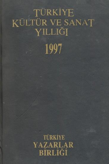TYB Kitapları 20: 1997 yılı Kültür Sanat Yıllığı