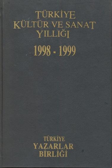 TYB Kitapları 21: 1998-1999 Kültür Sanat Yıllığı