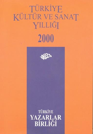 TYB Kitapları 23: 2000 yılı Kültür Sanat Yıllığı