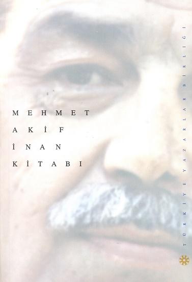 TYB Kitapları 27: Mehmet Akif İnan Kitabı