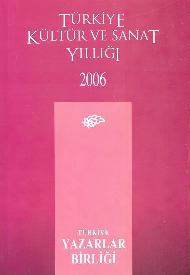 TYB Kitapları 29: 2006 yılı Kültür Sanat Yıllığı