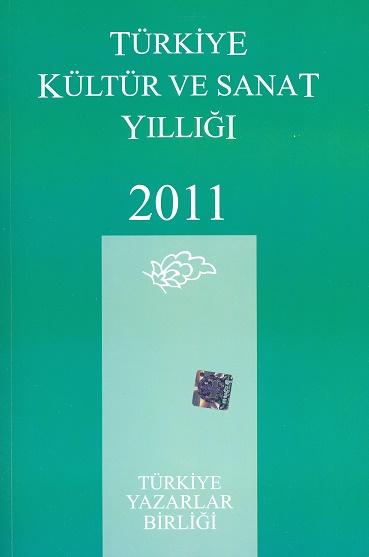 TYB Kitapları 44: 2011 yılı Kültür Sanat Yıllığı