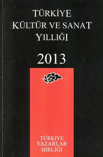 TYB Kitapları 50: 2013 Yılı Kültür ve Sanat Yıllığı