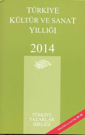 TYB Kitapları 60: 2014 yılı Kültür ve Sanat Yıllığı