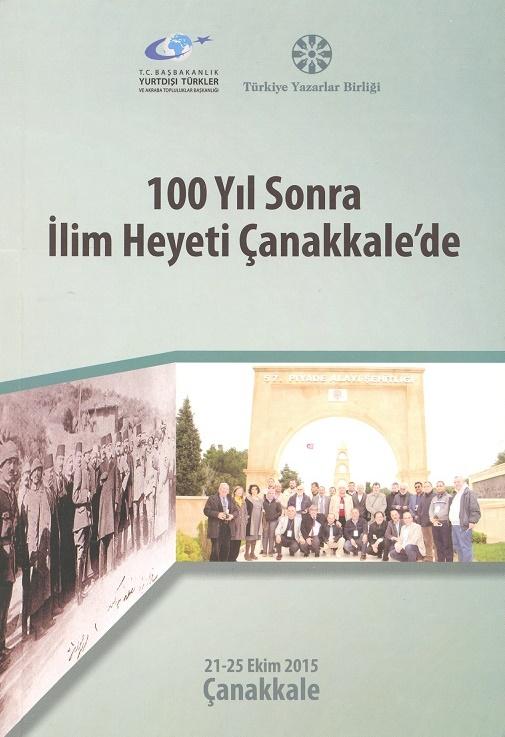 TYB Kitapları 70: 100 Yıl Sonra İlim Heyeti Çanakkale'de